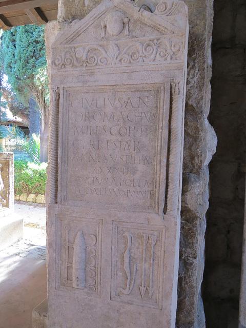 Musée archéologique de Split : AE 1994, 1358.