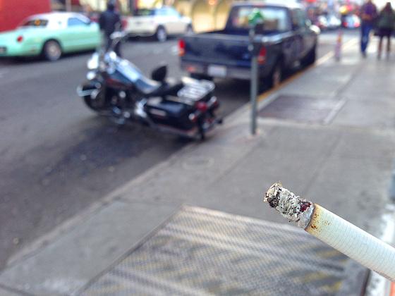 Love Is Like A Cigarette