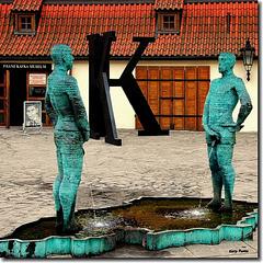 """Kafka Museum"" - Praga"