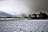 Der Schneesturm beginnt - The blizzard is arriving