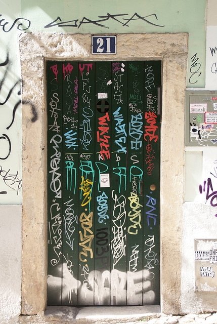 Lissabon, Rua da Rosa 21