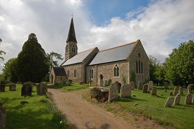 St Mary's Church, Walpole, Suffolk