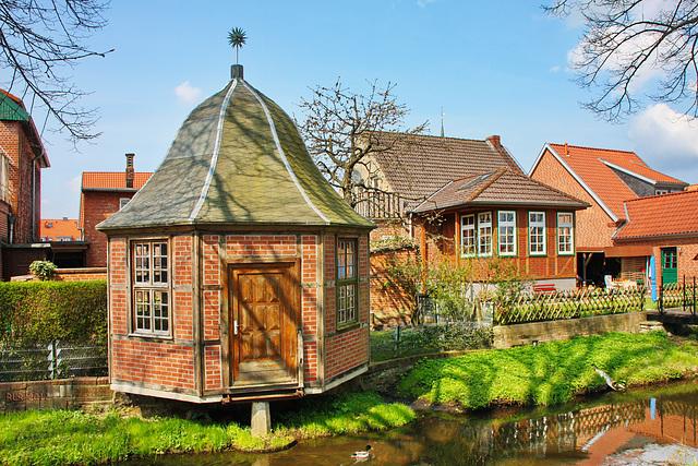 Boizenburg, Wallpavillon  ---  HFF!