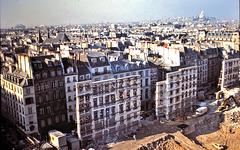 Paris (75) 26 février 1979. (Diapositive numérisée).