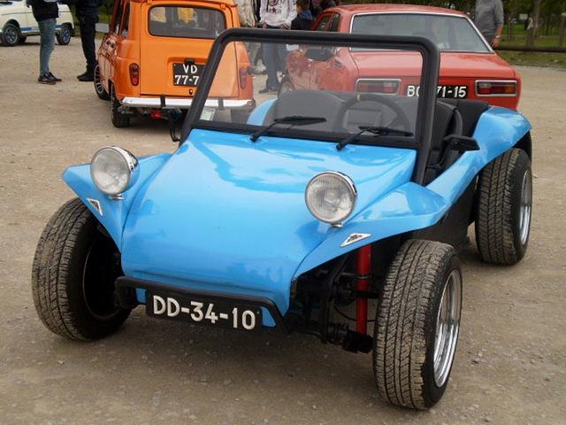 Volkswagen Buggy (1957).