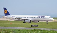 Lufthansa AIRU