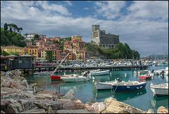Am Hafen von Lerici
