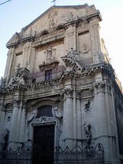Saint Benedict Church.