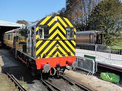 D3014 at Paignton - 21 September 2020