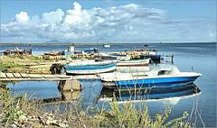 Küste bei Marsala. Sizilien