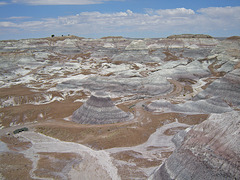 USA - Arizona, Petrified Forest National Park