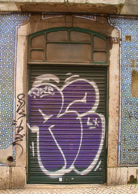Lissabon, Rua dos Mastros 13