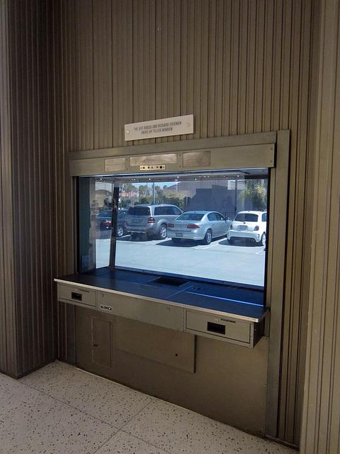 Teller Window at PS Art Museum A + D Center (3194)