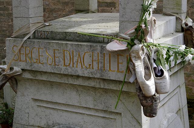 Sergei Diaghilev, 1872 - 1929