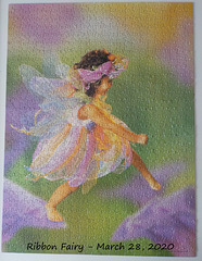 Ribbon Fairy - 3-2-2020