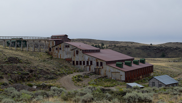 South Pass City WY Carissa Mine (#0014)