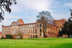 Dargun, Kloster- und Schlossruine