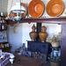 Old kitchen of Algarve.