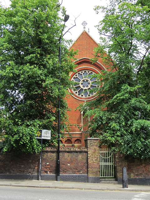 highgate school chapel, london