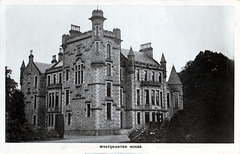 Westquarter House, Grangemouth, Stirlingshire, Scotland (Demolished c1934)