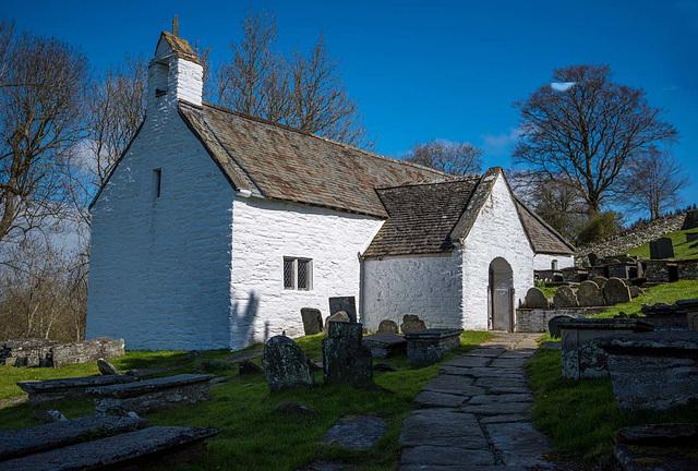 Llangar Old Church