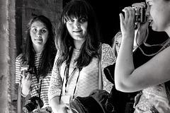 Photography Students (B&W Edit)