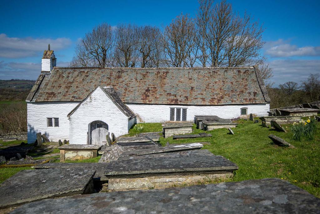 Llangar Old Church1