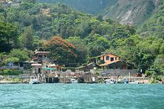 Guatemala, La Iguana Perdida- Santa Cruz on the North Shore of Lake Atitlan