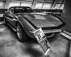 1969  427 Corvette