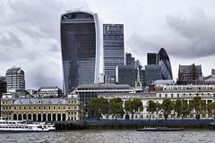 """The """"City"""" Skyline – London, England"""