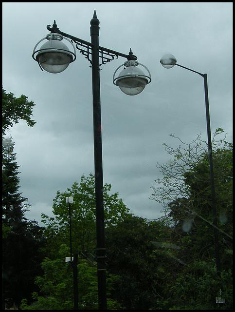 Leamington lamps