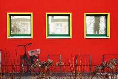 Berlin. Friedrichshain. Kindergarten. 201202