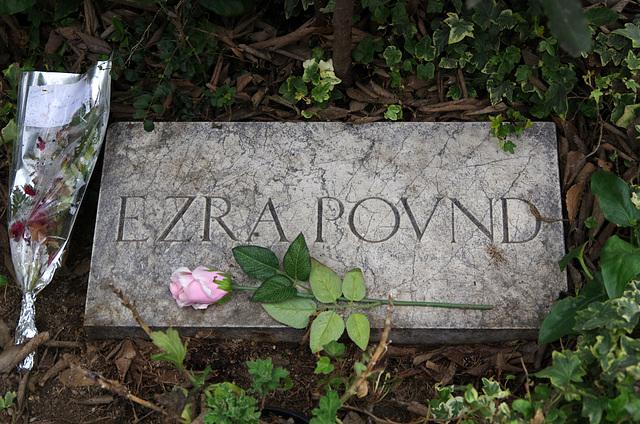 Ezra Pound, 1885 - 1972