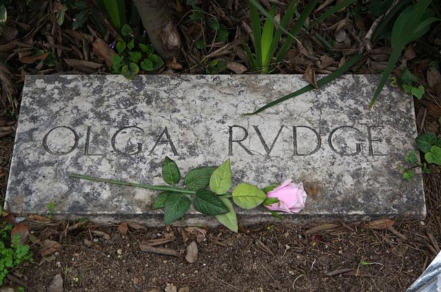 Olga Rudge, 1895 - 1996