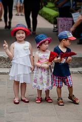 Welcome in Hanoi