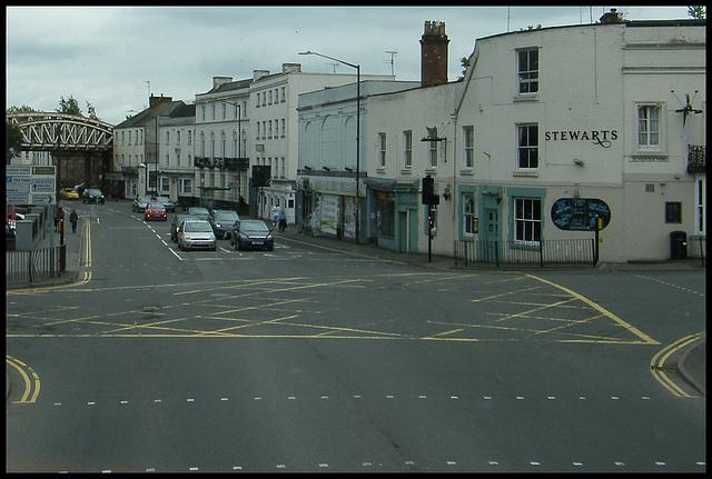 Leamington High Street