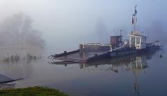 Wegen Nebel außer Betrieb - Because of Fog out of Operation