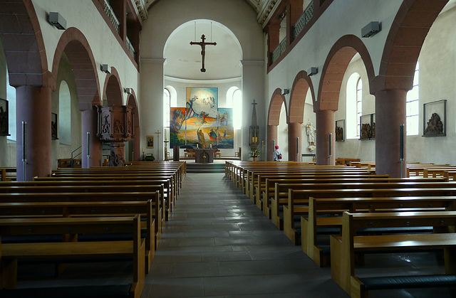 Kirche ST.Jakobus in Miltenberg