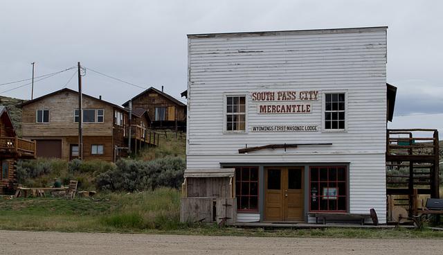 South Pass City WY (#0016)