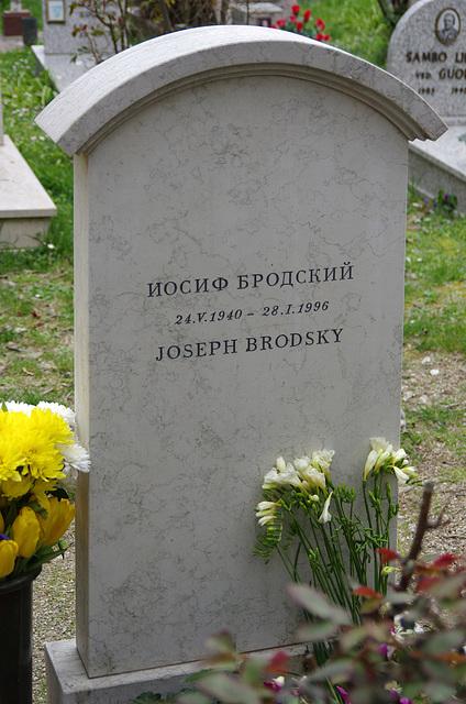 Joseph Brodsky, 1940 - 1996