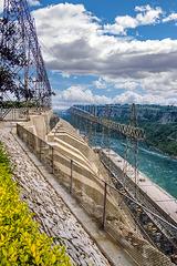 Sir Adam Beck Hydroelectric Generating Station II - 1986