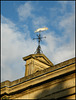 town hall weathervane