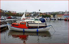 Tórshavn - il porto - (476)