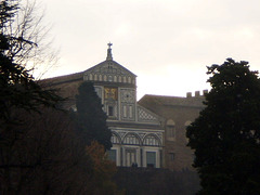Church of Saint Miniato al Monte.