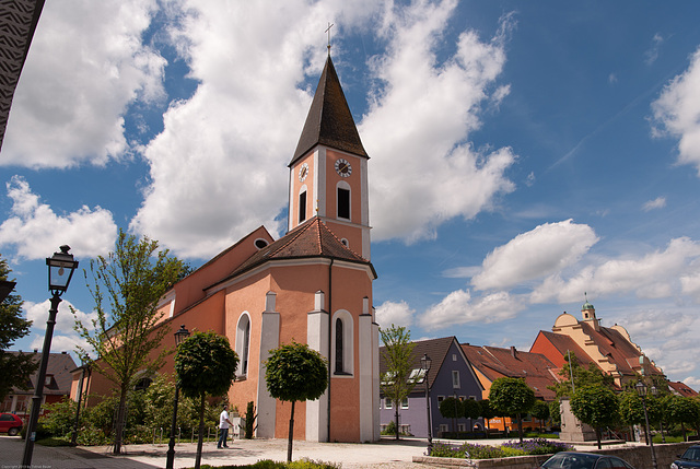Evangelisch-Lutherische Stadtpfarrkirche
