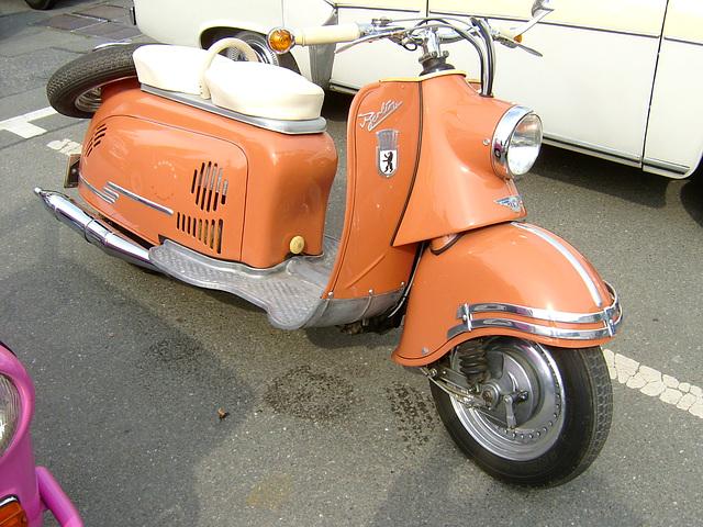 Motorroller - Berlin