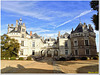 Northernmost of the Loire castles: Le Lude