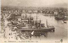 La haveno de Marsejlo