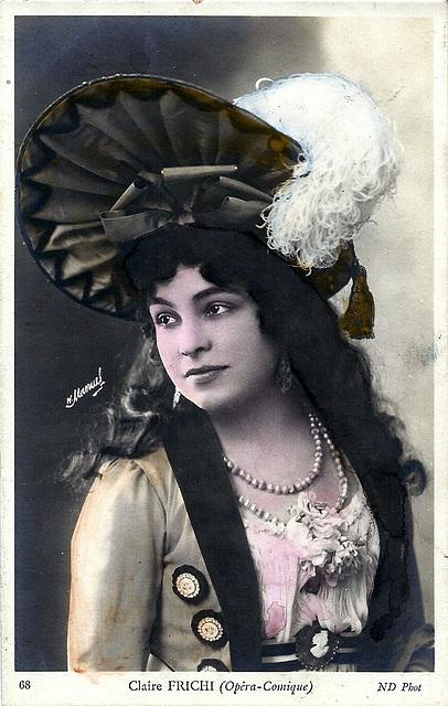 Claire Friche