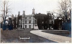 Drakelowe Hall, Derbyshire (Demolished 1930s)